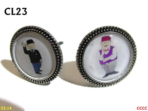 Cufflinks, Mr Benn