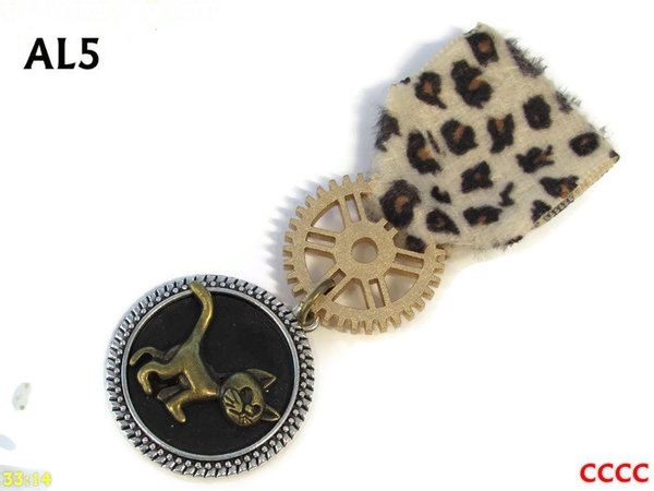 Medal, MAL05, Cat, Jaguar pattern