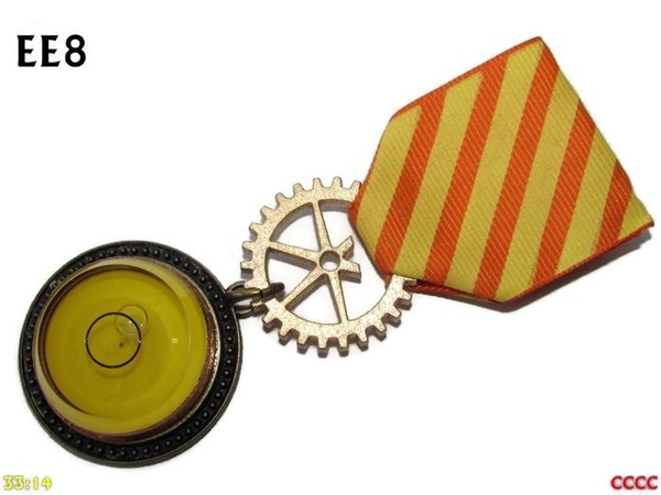 Medal, MEE08, Spirit Level